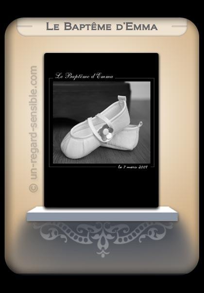Le livre du Bapt�me - Emma