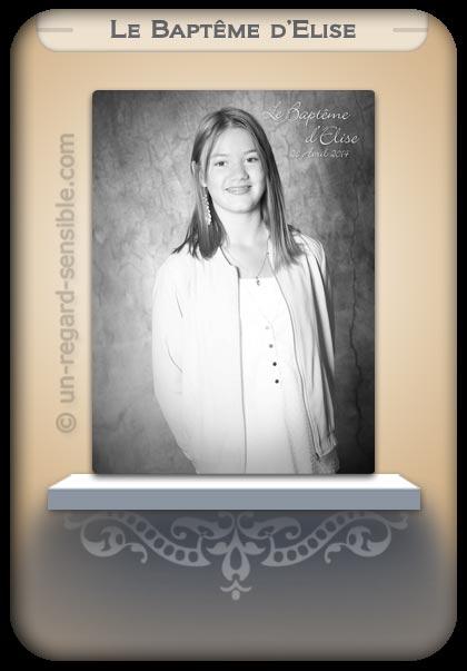 Le livre du Bapt�me - Elise