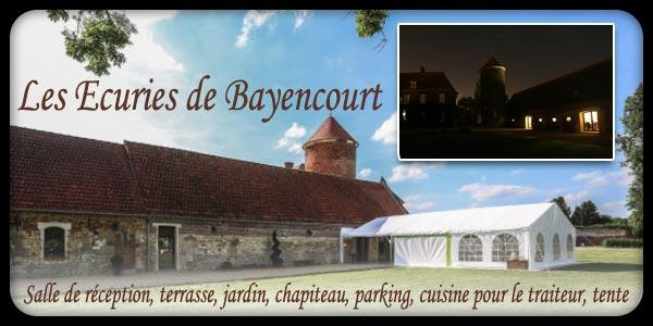 Les Ecuries de Bayencourt